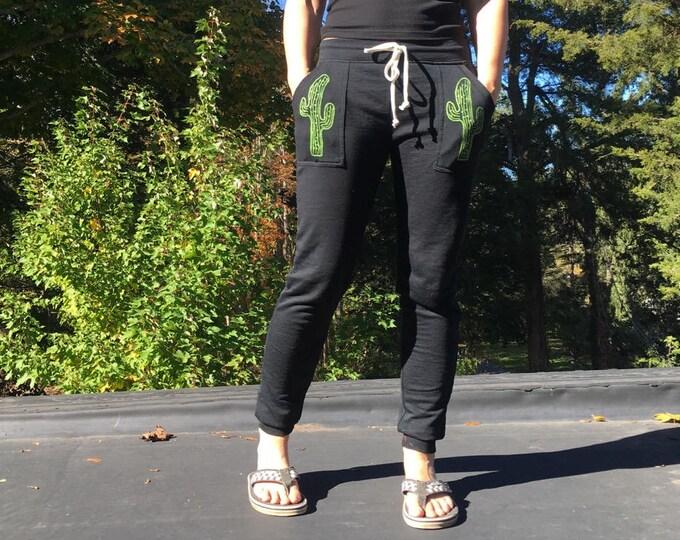 Don't be a Prick Pants, Favorite Sweatpants, Cactus Pants, Comfy Sweats, Gym Pants, XS,S,M,L,XL