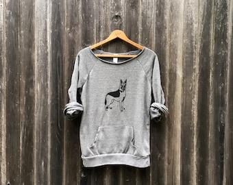 i got your back German Shepherd Shirt, Dog Sweater, Cozy Sweater, GSD Shirt, Dog Sitter Gift, Dog Walker