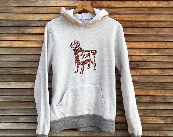 bestest friend ever Golden Retriever Sweatshirt, Dog Walker, Dog Sweater, Gym Hoodie, Boyfriend Gift