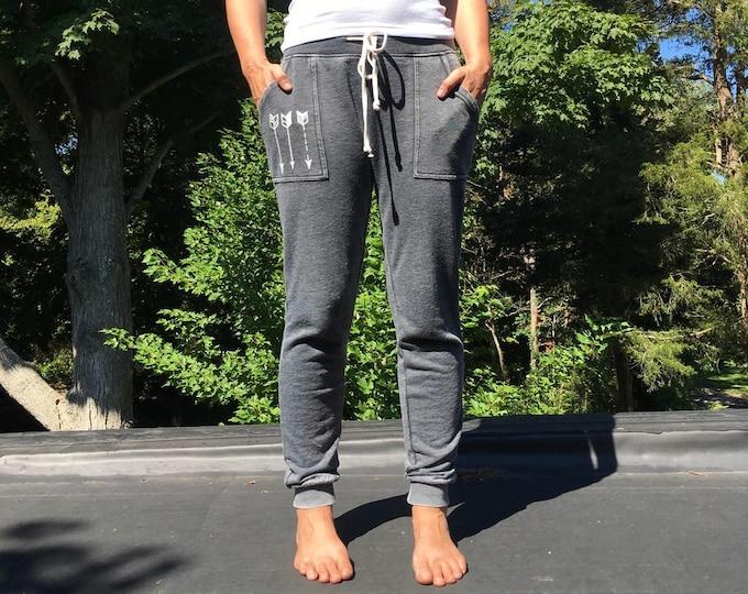 Favorite Sweatpants, Vacation Pants, Arrow Pants, Cozy Pants, Pajamas, Joggers