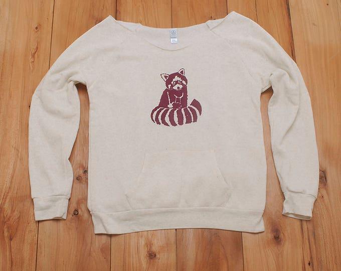 SALE Red Panda Sweatshirt