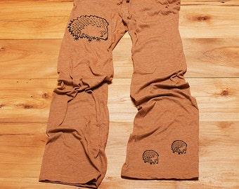 me and mama Hedgehog Pants, Mother's Day, Lounge Pants, Maternity Pants, Gift for Mom
