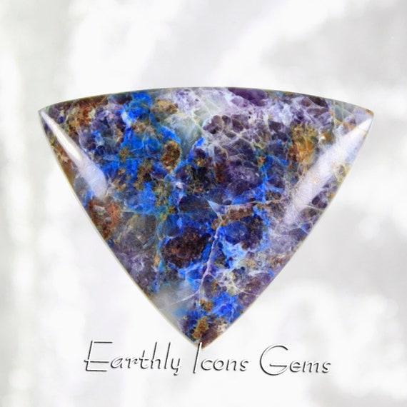 Top Grade Kaleidoscope Prism Stone Designer Cut Cabochon, Designer Cabochons; a/k/a Kaleidoscope Prism Agate