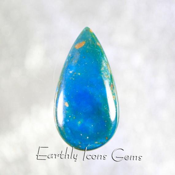 Blue Opal Designer Cut Cabochon