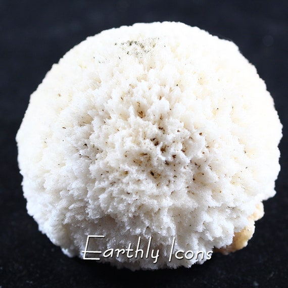Large Scolecite Ball/Snowball Cluster from India; Zeolite; Aesthetic Specimen Display