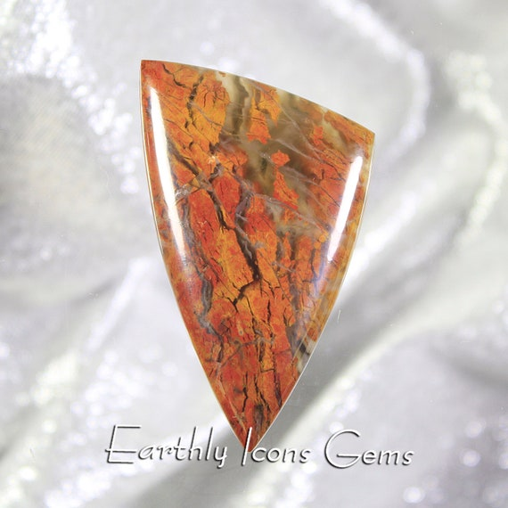 Stoney Creek Jasper Designer Cut Cabochon
