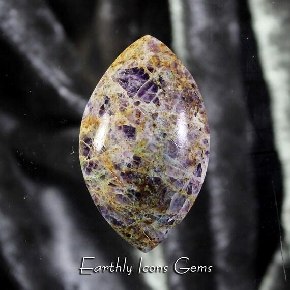 Kaleidoscope Prism Stone Designer Cut Cabochon, Designer Cabochons