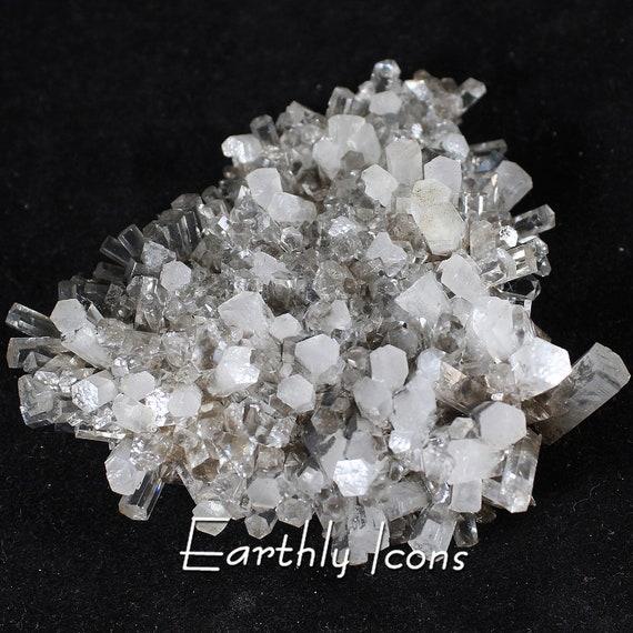Columnar Calcite Cluster Mineral Specimen