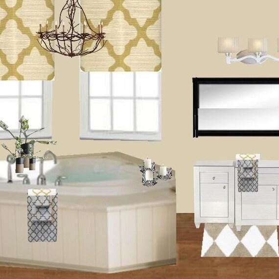 Interior Design Home Decorating Service Custom Design   Etsy