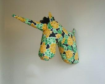 Sewing Pattern PDF Unicorn Head Sewing Pattern!