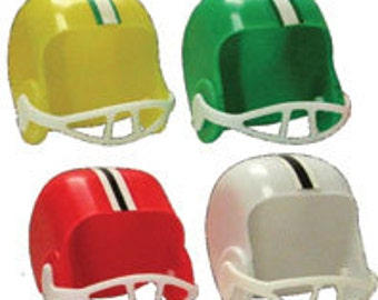 Football Helmet Toppers