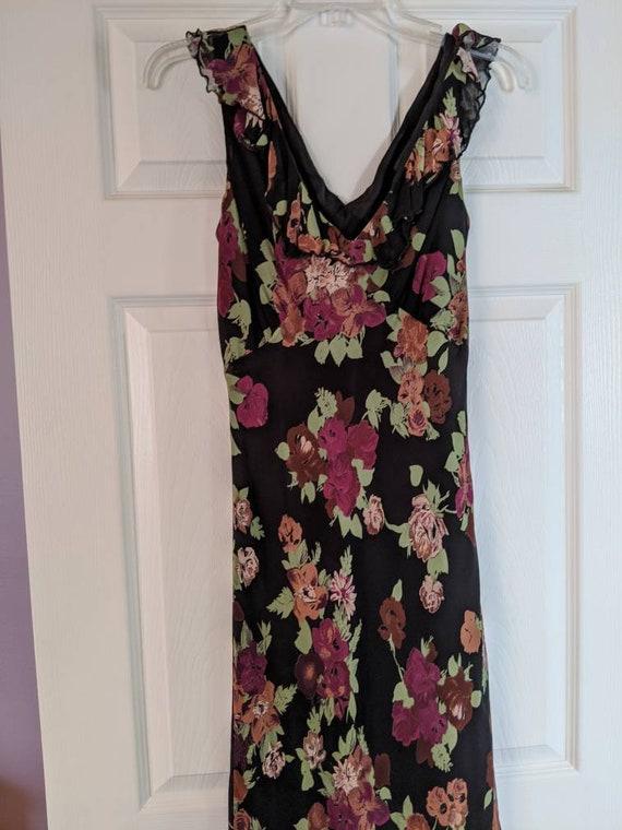 Anna Sui Floral Dress