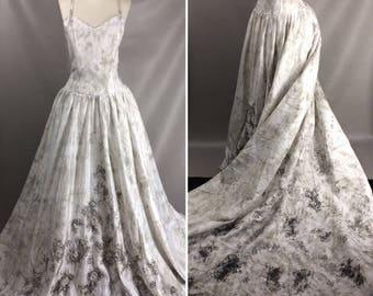 Vampire Wedding Dress | Corpse Bride Vampire Zombie Wedding Dress Ghost Bride Grave Etsy