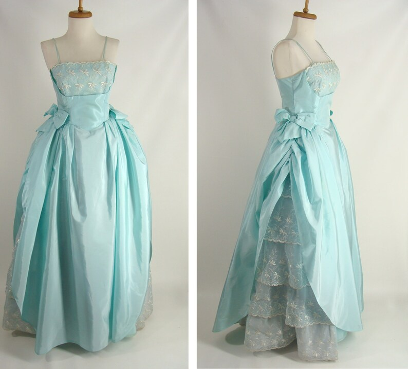 50s Prom Dress Costume