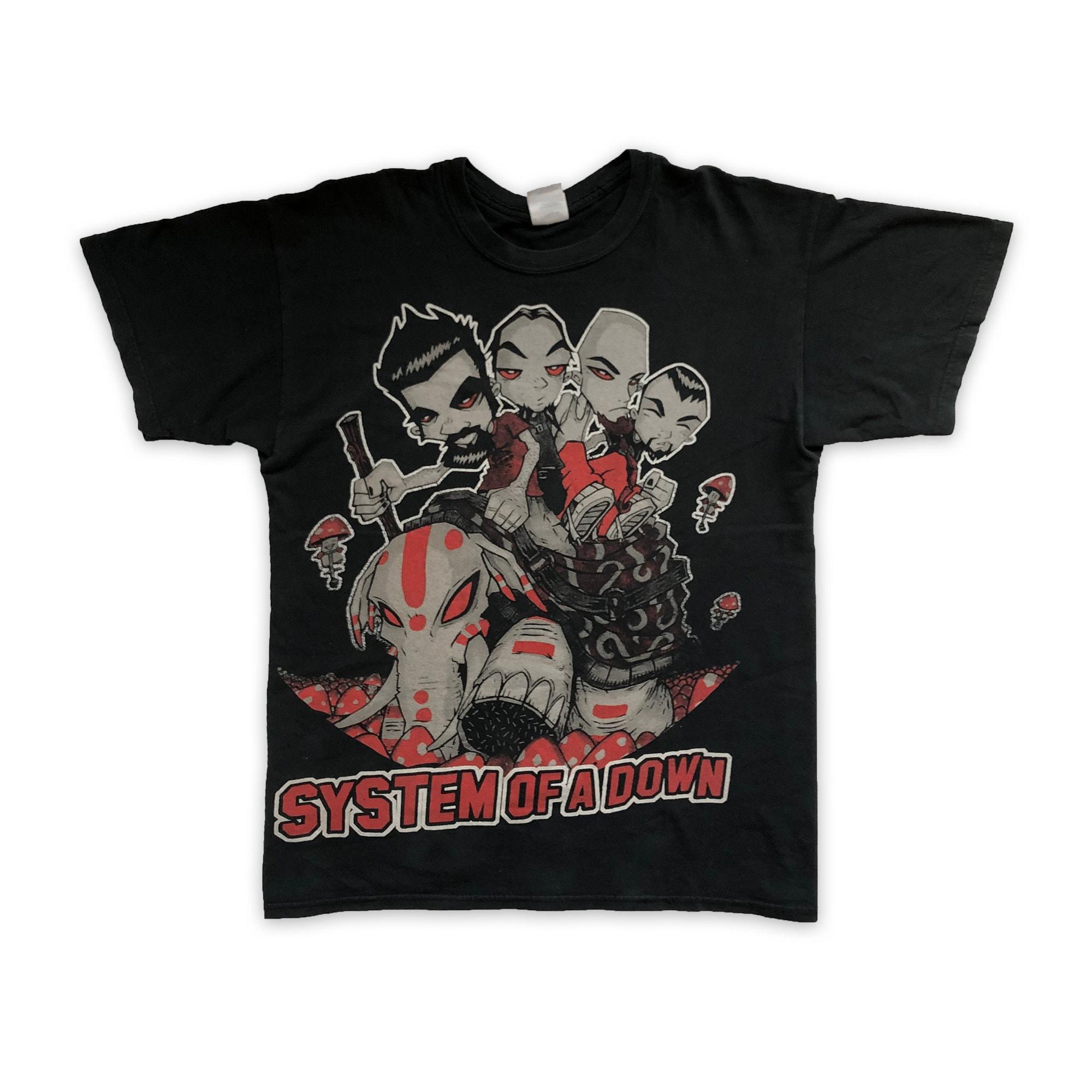 Vintage SLIPKNOT People t-Shirt Gildan reprint
