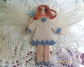 Crystal The Snow Fairy (faerie in UK)