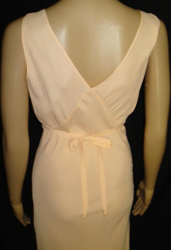 Vintage 1930s Gown//30s Gown//Lace//Sensuous//193… - image 6
