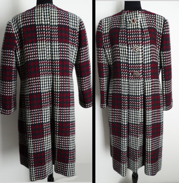 Vintage Pauline Trigere Coat | Designer Coat | Wi… - image 5
