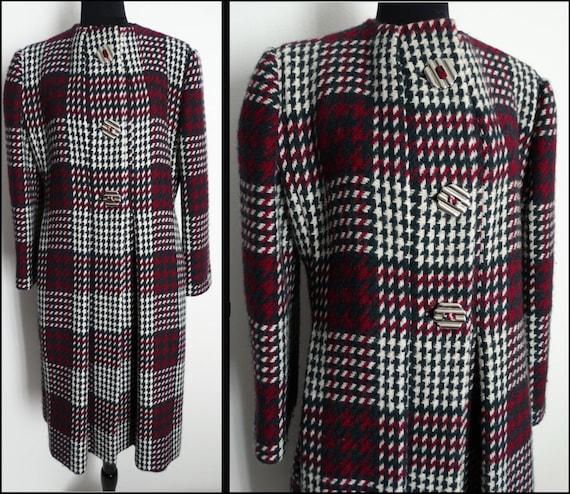 Vintage Pauline Trigere Coat | Designer Coat | Wi… - image 2