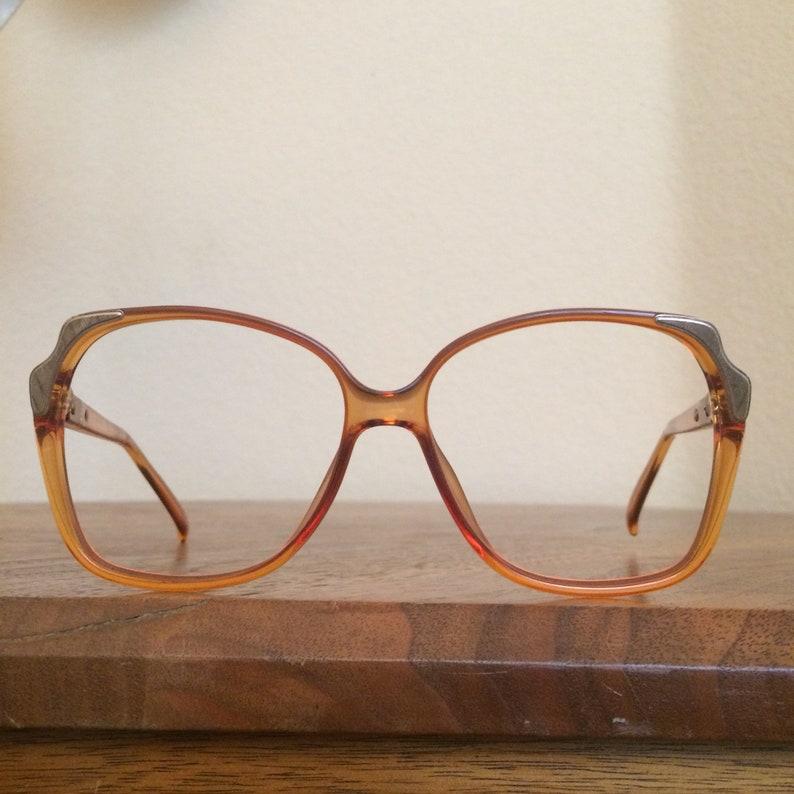 5112cfa61a4 Vintage Christian Dior eyeglass frames