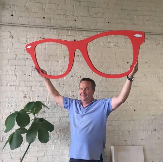 Brille Wand Kunst Optiker Brillen Dekor 60 Zoll Grosse Optometrie Dekor Optischen Alle Stile Glaser Wand Dekor