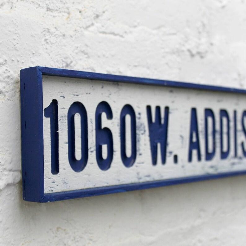 0c68be9712 Addison Street Sign Wrigley Field Art Chicago Cubs Art 1060 W