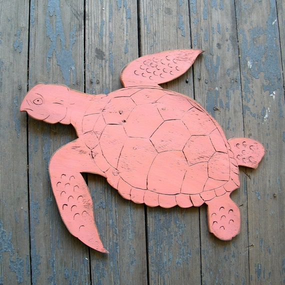 incredible wooden turtle wall art 16