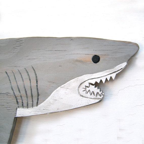 Shark Wall Decor