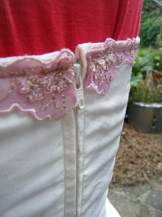 a of pink scalloped amp; corset bridal bodice Ivory one taffeta gold with lace kind dusky SALE XAB6qyOwS