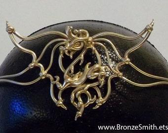 Bronze Dragon Circlet
