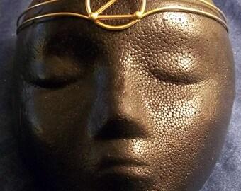 Bronze & Crystal OZ Circlet
