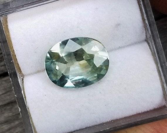 Ceylon Unique Sapphire 10x8 MM Oval Mint Color