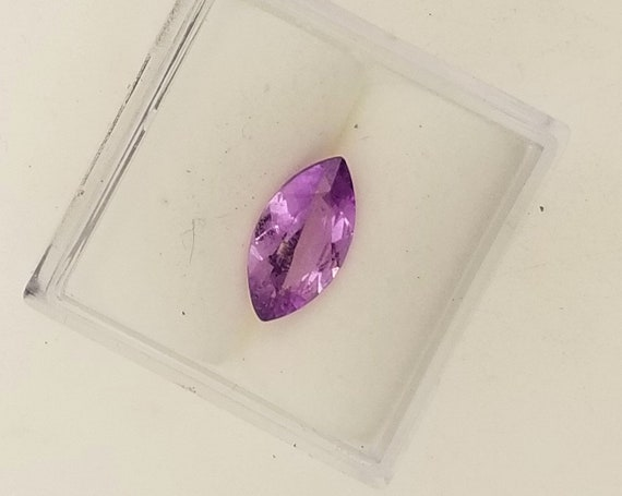 Pink Purple Sapphire 11x5.7 MM Marquise Shape 1.34 Cts