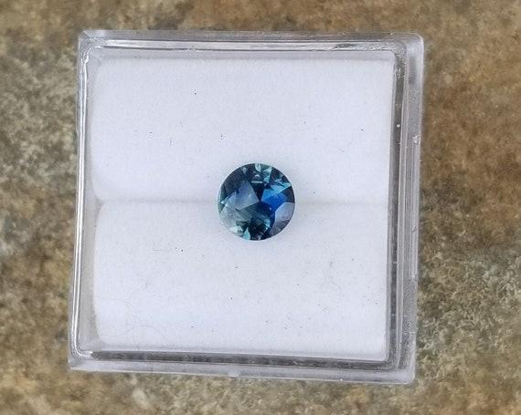 Natural  Sapphire 5.5 mm Round Precision Cut