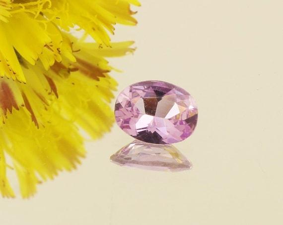 Loose Ceylon Pink Sapphire Precision Cut Gemstone