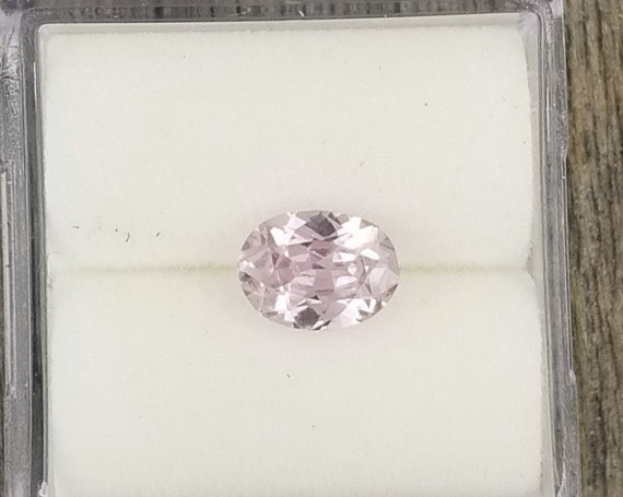Precision Cut Pink Sapphire September Birthstone