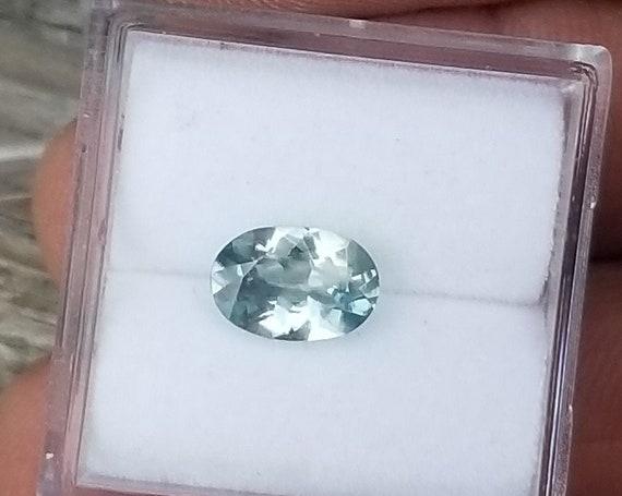 Mint Ceylon Sapphire 8x5.5 MM Precision Cut