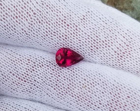 Pink Tourmaline 1.90cts October Birthstone