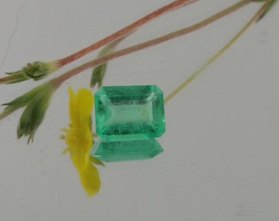 Brazilian Emerald 1.31cts May Birthstone