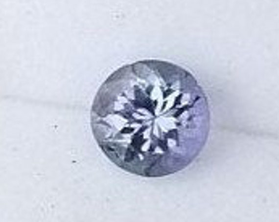 December Birthstone Tanzanite 6 MM Round