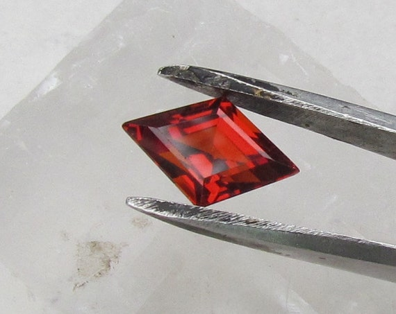 Spessartite Garnet Kite Shape 4.02cts