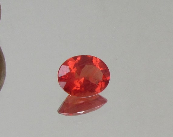 Andesine 9.9 x 7.8mm Oval