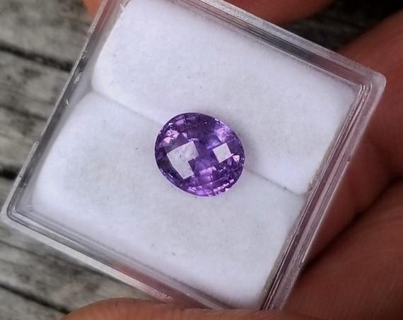 Unique Ceylon Purple Sapphire