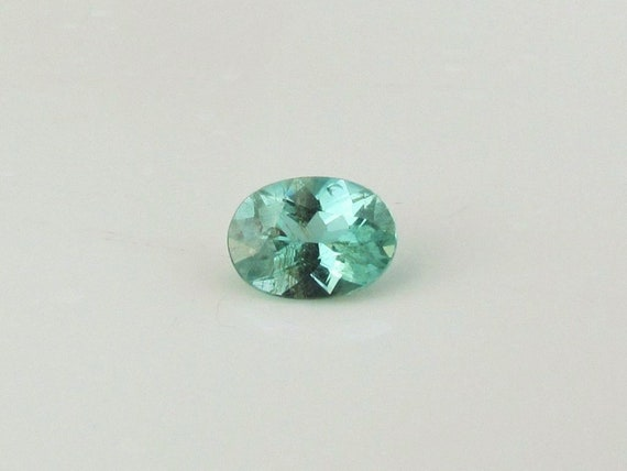 Mint Green Tourmaline 1.94ct Oval
