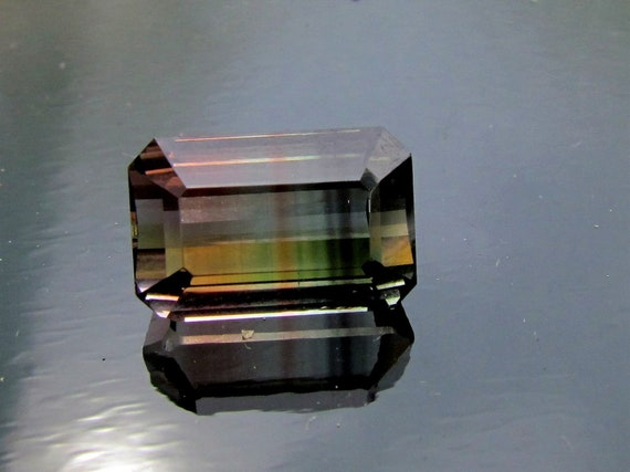 Tourmaline 19.22cts Emerald Cut
