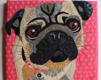 Portrait of your Pet Custom Made