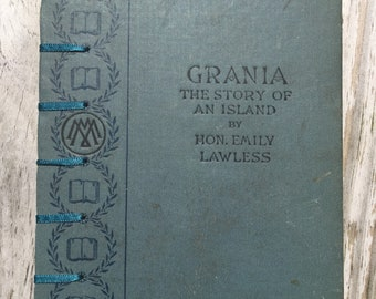 Grania Remade Sketch Journal