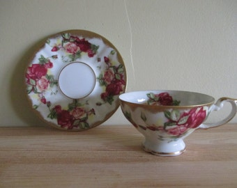 Vintage Shafford  Cup and Saucer set