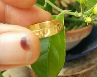 Debra wedding rings