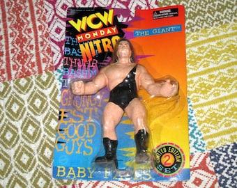 042b8d79c4 WCW Monday Nitro The Giant Figure 1997 vintage nwo wwe